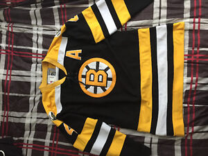 Bobby Orr vintage 50th anniversary Bruins jersey