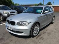 ***BMW 118d d ES ** 2007 LOADS OF HISTORY AND RECEIPTS **