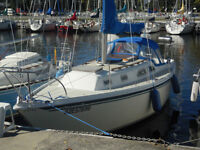 Ericson 29 for sale - well maintained