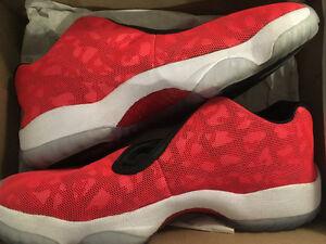 "Air Jordan Future Low ""Infrared"" Size 8"
