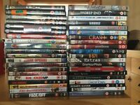 40 DVDs for sale ( certificate 12-18)