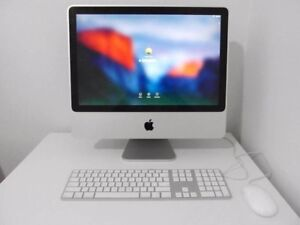 Apple iMac All-In-One Desktop Computer | 320GB HD | 4GB Memory
