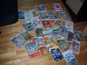 Wanted Wii Games