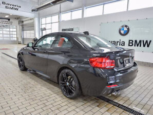 (Private) 2018 BMW 230i X-Drive Coupe (Financing Available)