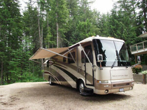 40 ft. Newmar Mountain Aire Motor Coach