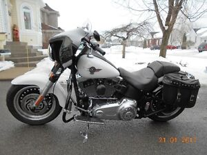 Harley Davidson Fatboy-Lowboy FLSTF