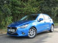 2015 15 MAZDA 2 1.5 SE-L NAV 5D 89 BHP BLUE 5 DOOR HATCHBACK