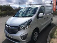 Vauxhall Vivaro 1.6CDTi 140PS BiTurbo Sportive 2900 SHORT WHEEL BASE VAN