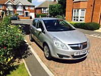 Corsa 1.0 2007 07 low mileage only 65k miles