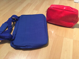 Two travel bags