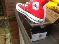 CONVERSE BOOTS SIZE 5