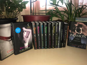 The House of Night Novel 12 Books