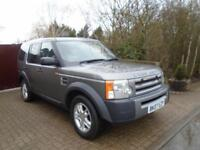 2007 Land Rover Discovery 3 2.7TD V6 ( 5st )