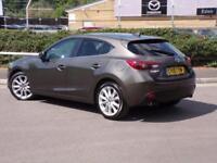 2015 Mazda 3 5dr Hat 2.0 Sport Nav 209 5 door Hatchback
