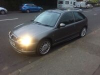 2004 MG MGZR 2.0 DIESEL LOW MILES TAXED AND MOTD may p/ex swap