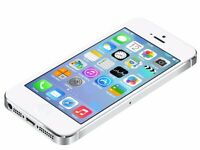 IPHONE 5 WHITE UNLOCKED 32GB