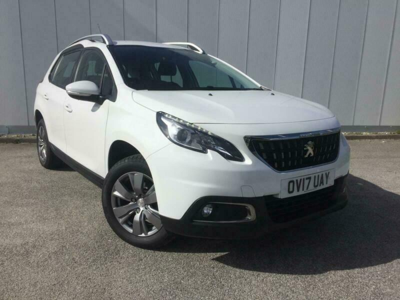 2017 Peugeot 2008 SUV 1 2 Puretech 82 Active * Touch Screen * Manual  Hatchback | in Hayle, Cornwall | Gumtree