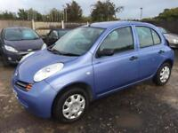 NISSAN MICRA 2004/54 1.2 S PETROL - AUTOMATIC - LOW MILEAGE - 1 PREVIOUS OWNER