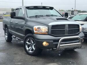 2006 Dodge Ram 1500 4X4 6 pass. 8 Cyl. 5.7L, FINANCEMENT MAISON