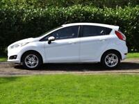 2013 Ford FIESTA 1.2 ZETEC Manual Hatchback