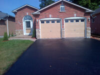 ALL BRICK DOUBLE GARAGE DETACHED BUNGALOW WITH IN LAW