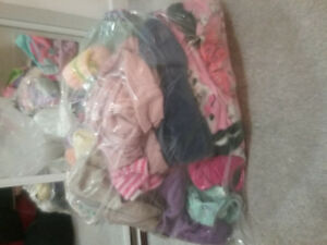 Girl's 18m clothing lot