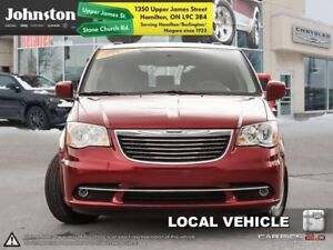 2011 Chrysler Town  Country Touring  Nav Pwr Doors Pwr Tailgate