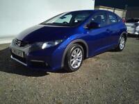 Honda Civic 2.2i-DTEC 2012 ES only 39,000 miles