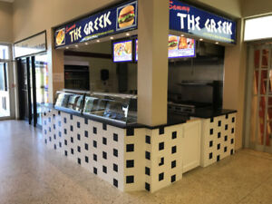 Fully Equipped Take Out Restaurant near York University