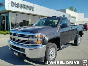 2015 Chevrolet Silverado 2500HD LT  4x4, Gas 2500, Cruise, Bluet