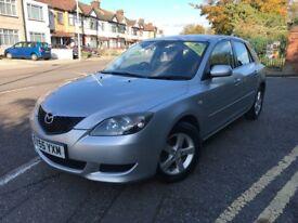 Mazda 3 1.6 TS (silver) 2005