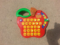 Electronic Learning Games and Shape Learning Toys