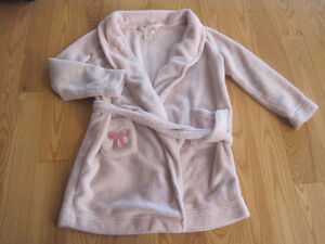 Girls size 6-7 Joe Housecoat / Robe