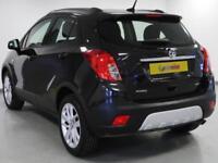 2016 Vauxhall Mokka 1.6 CDTi Tech Line 5dr Diesel black Manual