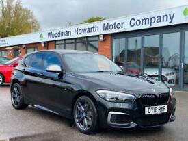 image for 2018 BMW 1 Series M140i Shadow Edition 5dr Step Auto HATCHBACK Petrol Automatic