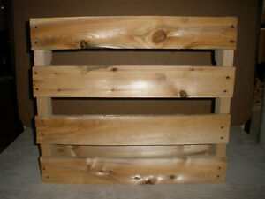 Two Small Wooden Pallets for DIY Projects London Ontario image 4