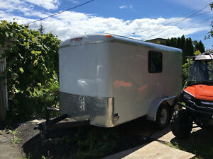 6X12 Enclosed Cargo Trailer For Sale