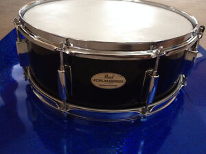 Black Pearl Forum 14 x 5 Snare Drum Still Up For Grabs!