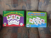 French Puzzles -- ages 3 and up