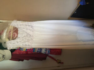 Vintage-Style Wedding Dress for Sale