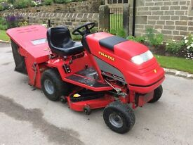 Countax C600h ride on tractor mower