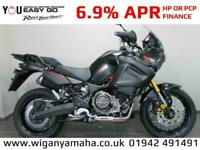 YAMAHA XT1200ZE SUPER TENERE, 70 REG 0 MILES, ELECTRONIC SUSPENSION MODEL...