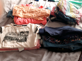 3-4 girls clothes great condition