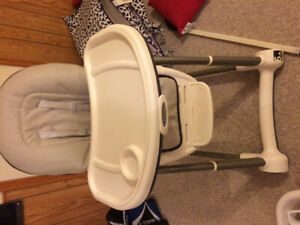 Graco 4-1 highchair