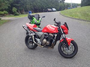 Z750 2004 très propre