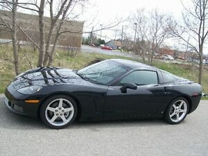 2006 Chevrolet Corvette 3LT Coupe (2 door) MANUAL 42800ks