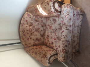Matching vintage couch and chair looking for new home!