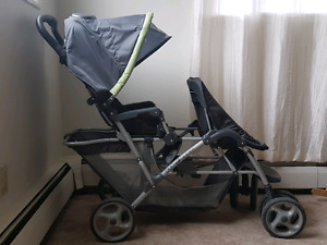 Graco dragonfly standered Double stroller