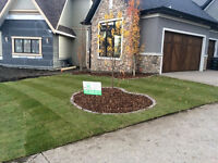 Sod Installation - Free Quotations - 403-969-4913  - We Sod It -
