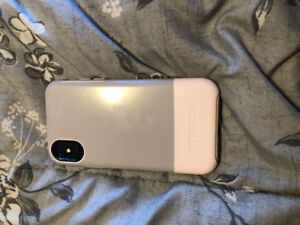 Iam selling a iPhone X in mint condition reason for sellling is